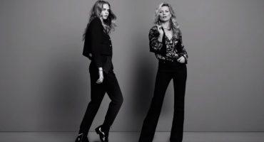 Chromatics versionan a Cyndi Lauper para campaña de Kate Moss y Cara Delevingne