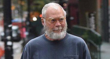 Así luce David Letterman después de Late Show