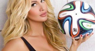 Victoria Lopyreva, una razón más para amar el Mundial de Rusia 2018