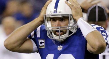 Andrew Luck cae en la 'Isla Revis' y los Jets sorprenden a los Colts en el #MNF