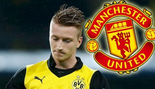 Manchester United pudo haber fichado a Marco Reus, pero prefirieron a Anthony Martial