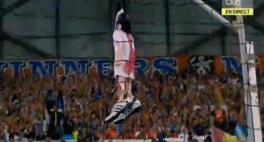 Habrá sanción para Marsella y Lyon tras los incidentes en el Vélodrome