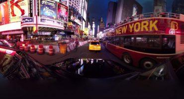 Llega la nueva GoPro Odyssey que filma en 360 grados