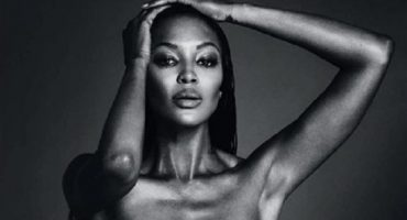 El topless de Naomi Campbell para el movimiento #freethenipple