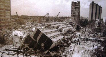 ¿Cómo cambió la Ciudad de México después del temblor de 1985?