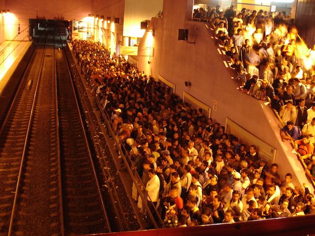 Metro recibirá 4 mil millones de pesos para ampliaciones