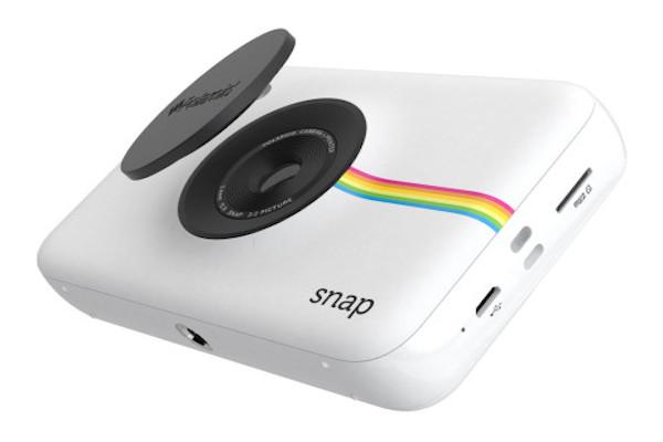 Así será SNAP,  la nueva cámara de Polaroid