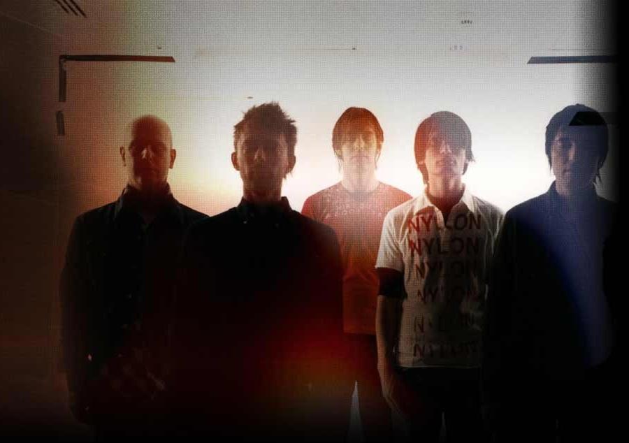 Se filtran fotos de Radiohead produciendo su nuevo álbum de estudio