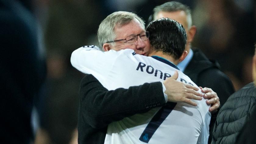 Sir Alex Ferguson: