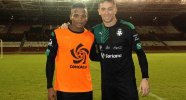 Santos vence al W. Connection en un aburrido juego
