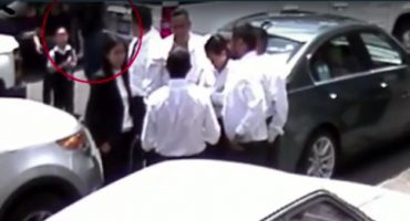 Video muestra cómo agentes de la PGR