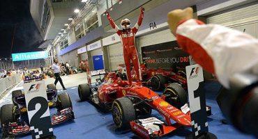 5 cosas que nos dejó el Gran Premio de Singapur