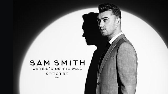 Escucha 'Writing's On The Wall' tema de Sam Smith para Spectre