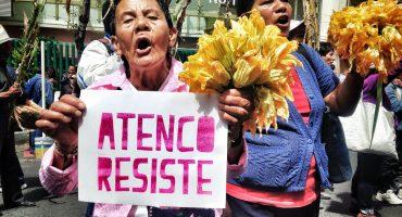 Mujeres víctimas de abuso en Atenco ofrecen su testimonio ante Corte Interamericana