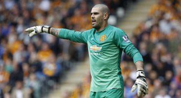 Valdés podrá salir del Manchester United... con una condición