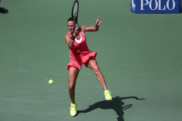 Roberta Vinci dominó a Serena Williams y la dejó sin el US Open 2015