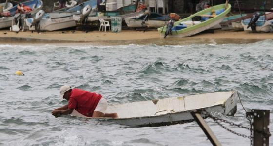 Huracán Patricia es una alerta ante el cambio climático: Greenpeace