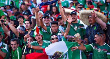 Así se vivió el triunfo de México en imágenes