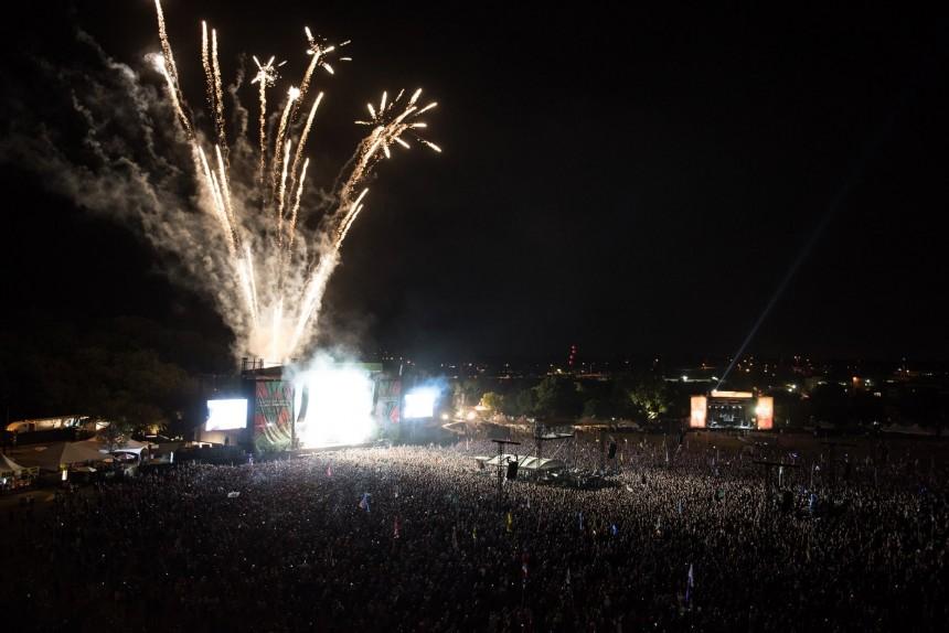 Así se vivió el festival Austin City Limits 2015 en imágenes