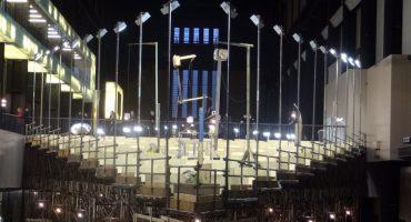 La 'Autoconstrucción' del mexicano Abraham Cruzvillegas en la Tate Modern Gallery