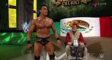 El mexicano Alberto del Río regresa a la WWE y gana el título de los Estados Unidos