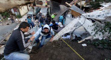 Un deslave en Guatemala deja al menos 6 muertos