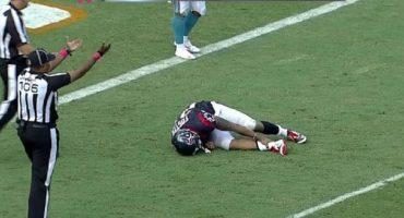 Arian Foster se pierde el resto de la temporada por lesión en el talón
