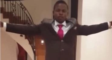 Profeta dice ser enviado de dios; nadie le cree hasta que se graba volando
