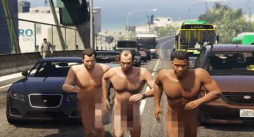 What's My Age Again? recreado en Grand Theft Auto V es todo lo que necesitan