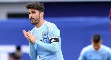 David Villa podría volver a jugar en el futbol español