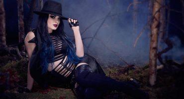 Galería: Las Divas le hicieron un sexy homenaje al Undertaker