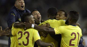 ¡Histórico! Ecuador vence por primera vez a Argentina en el Monumental