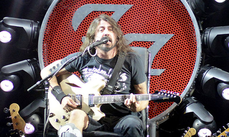 Mira a los Foo Fighters coverear a Pink Floyd en Austin City Limits