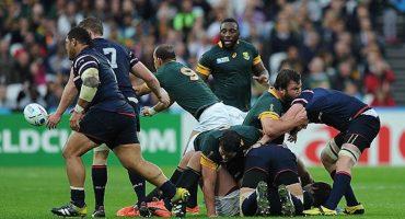 Este jugador de rugby aplicó un
