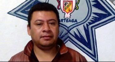Detienen a regidor panista mientras robaba cableado en Coahuila