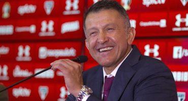 Juan Carlos Osorio renuncia a Sao Paulo; el equipo admite que viene a México