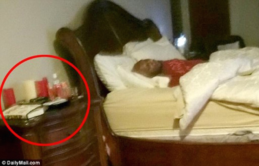 Mientras Lamar Odom deja el hospital, publican fotos de su fiesta