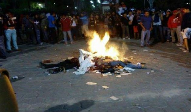 Policía Estatal tardó dos horas en llegar al linchamineto en Ajalpan