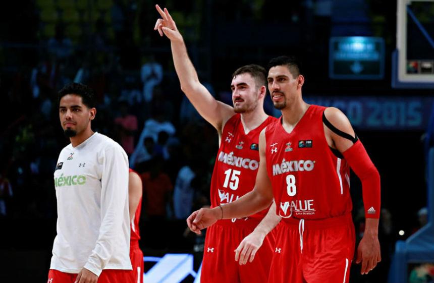 México será sede del Repechaje de basquetbol rumbo a Río 2016