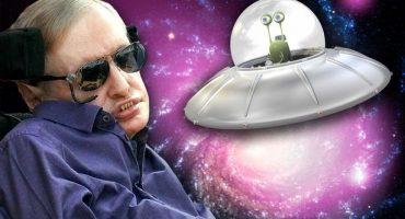 Dios nos agarre confesados: Stephen Hawking dice que ahí viene la invasión alien