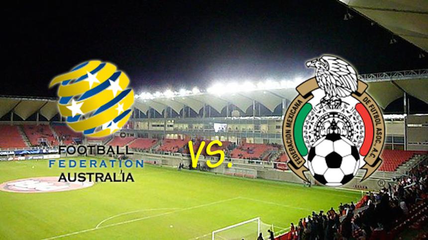 Sigan el duelo de México ante Australia en el Mundial sub 17