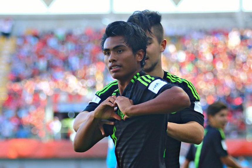 Sin piedad: México golea a Chile y avanza a 4tos de Final del Mundial sub 17