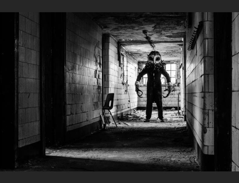 El hombre búho que se aparece en un hospital abandonado