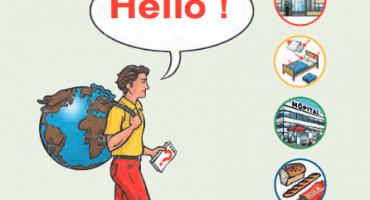 Europeos crean aplicaciones y guías ilustradas para ayudar a los migrantes