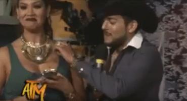 Conductor de Televisa acosa sexualmente a su compañera durante programa en vivo