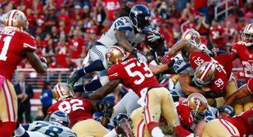 Los Seahawks vuelan en San Francisco y aplastan a los 49ers