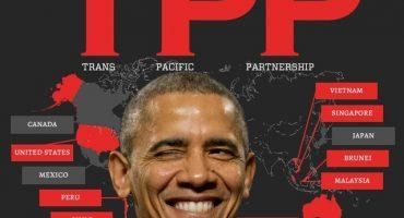 Sale a la luz el texto completo del acuerdo TPP