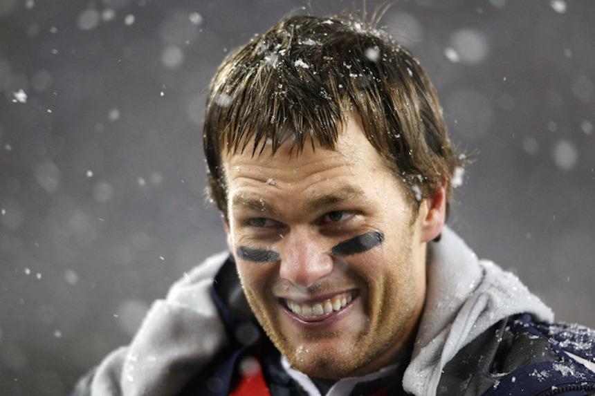 Tom Brady, nos vemos en febrero: Tony Romo... WTF!!!!