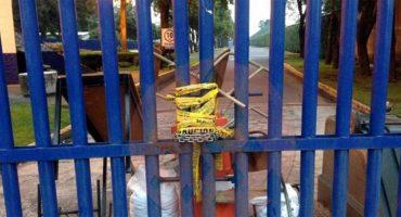 Encapuchados toman la UAM Xochimilco