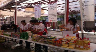 Centros de acopio para ayudar a los afectados por el Huracán Patricia